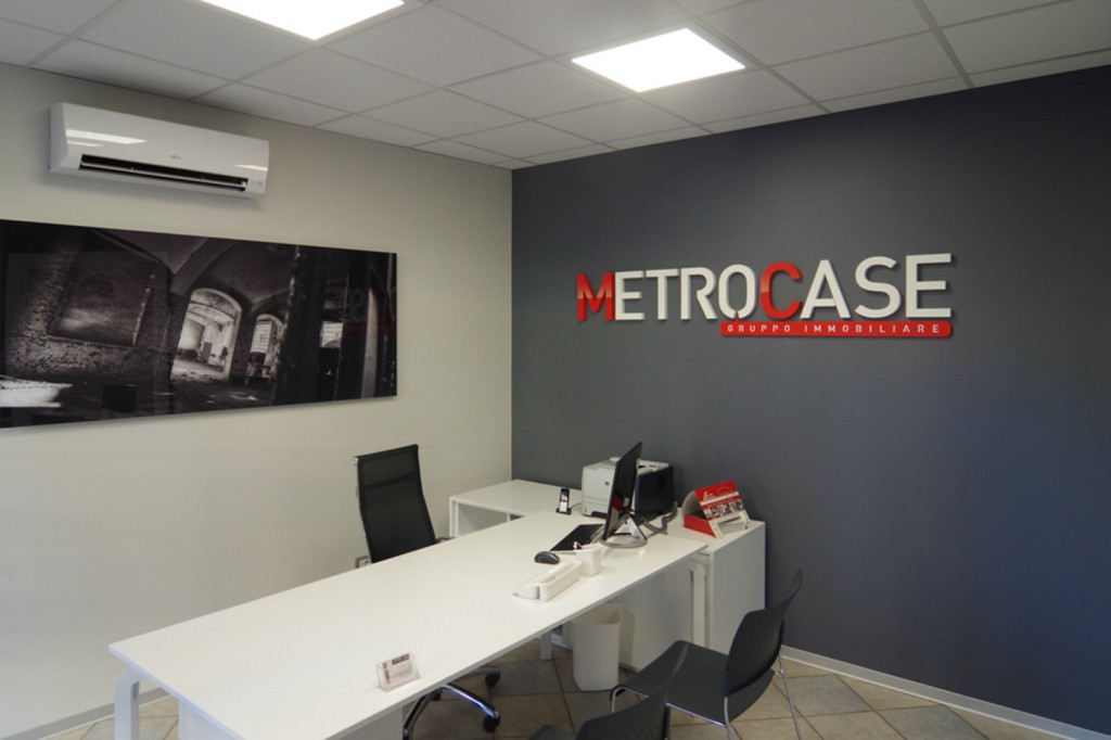 METROcase - Immobiliare, Head Office